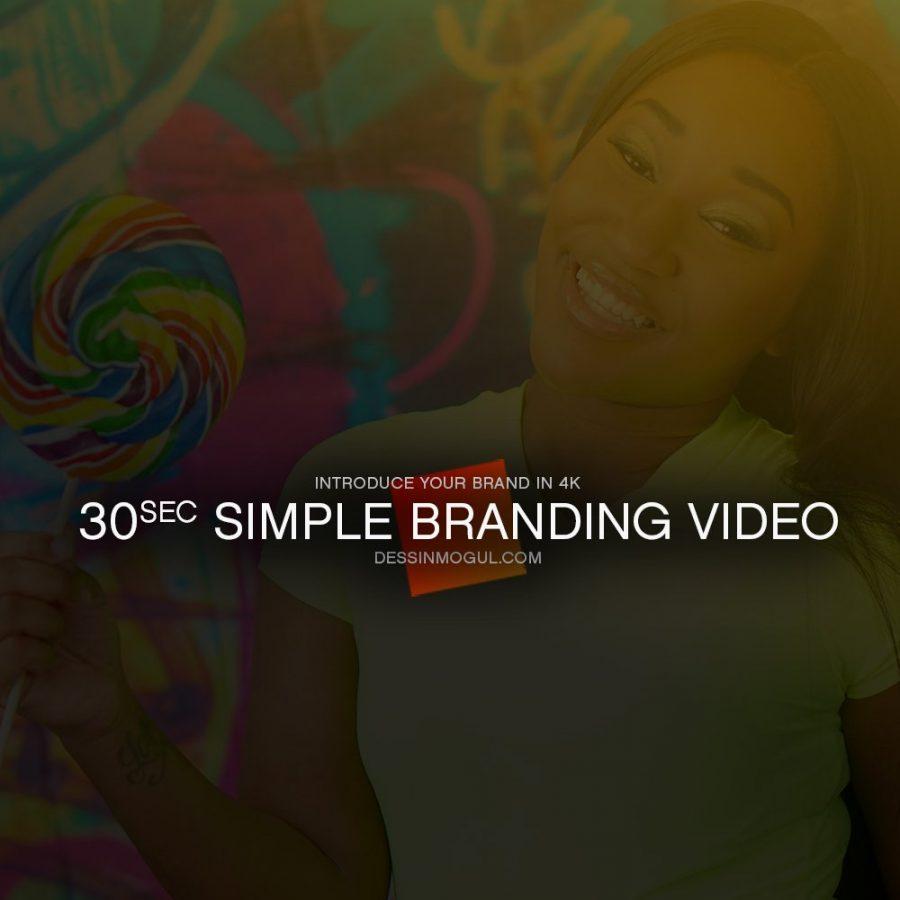 + 30s brand video [fix]
